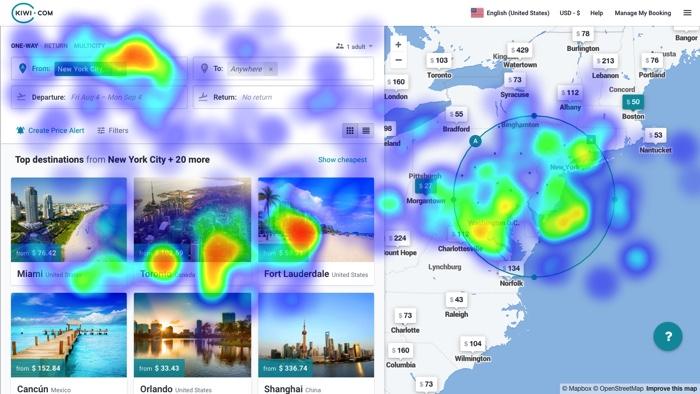 React Us Heat Map Neorrco - Create us heat map
